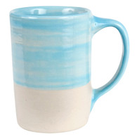 14oz Mug in Blue - Louisville Pottery Collection