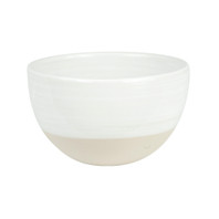 16 oz Bowl in White - Louisville Pottery Collection