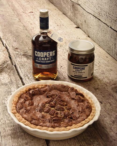 Coopers' Craft Kentucky Bourbon Pie in a Jar