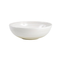 "9"" Serving Bowl in White - Louisville Pottery Collection"