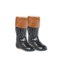 Racing Boot Salt & Pepper Shaker