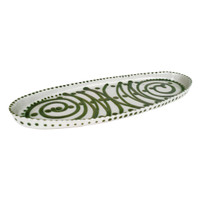 Antipasto Tray in Graffiti Green