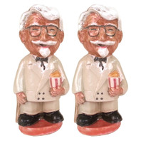 Colonel Sanders Salt & Pepper Shakers