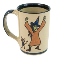 14 oz Kat's Dancing Witches Mug