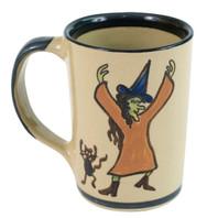 14 oz Kat's Dancing Witches Mug
