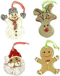 Set of 2013 Ornaments