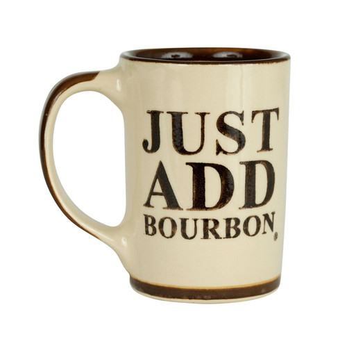 Bourbon Mug, Bourbon Coffee Mug