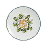 "9"" Thin Plate in Country Flower"
