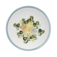 "11"" Thin Plate in Country Flower"