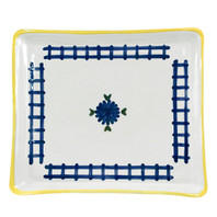 """14"""" Square Tray in Brooke"""