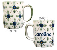 Personalized 14 oz French Country Mug