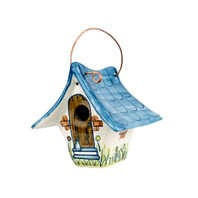 "6.5"" Wren House Small, Multicolored"