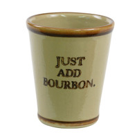 11 oz Just Add Bourbon Julep Cup
