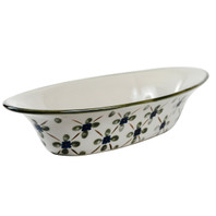 Small Soirée Bowl in French Country