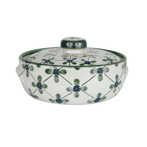 2 Qt. Casserole & Cover in French Country