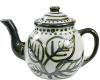 Teapot & Cover in Flora