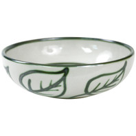 "9"" Serving Bowl in Flora"