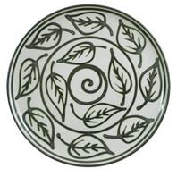 """16"""" Round Platter in Flora"""