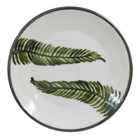 """14"""" Round Platter in Fern"""
