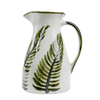 2 1/2 Qt Pitcher in Fern