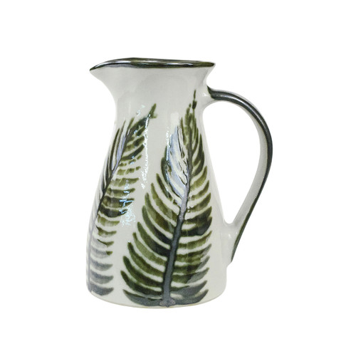 1 1/2 Qt Pitcher in Fern