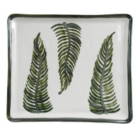 "14"" Square Tray in Fern"