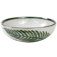 "9"" Serving Bowl in Fern"