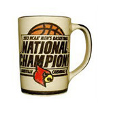 U of L Basketball Champions 2013 14 oz Mug