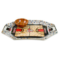 University of Louisville Basketball Chip & Dip Set