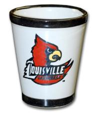 11 oz U of L Cardinal Julep Cup