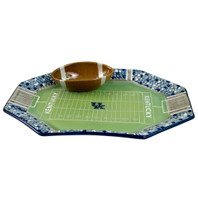 University of Kentucky Football Chip & Dip Set