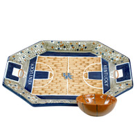 University of Kentucky Basketball Chip & Dip Set
