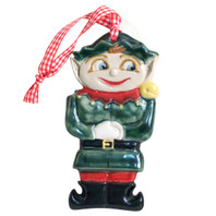 2014 Elf Ornament