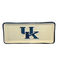University of Kentucky, Embossed Rectangular Tray