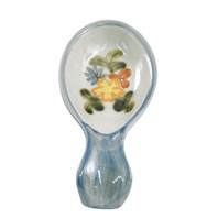 Spoon Rest in Country Flower