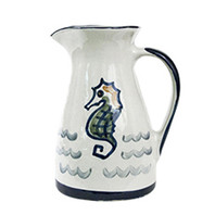 2 1/2 Qt Pitcher in Sea Life