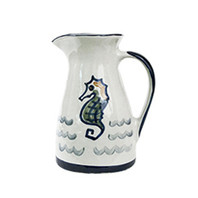 1 1/2 Qt Pitcher in Sea Life