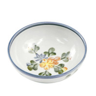 "11"" Serving Bowl in Country Flower Blue"