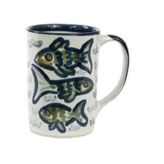14oz Mug in Sea Life