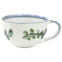 16 oz Bowl with Handle in Country Flower