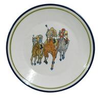 "Comin' at Ya, 14"" Round Platter"