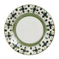 "9"" Rimmed Plate in French Country"