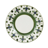 "8"" Rimmed Plate in French Country"