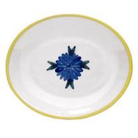 """15"""" Oval Platter in Brooke"""