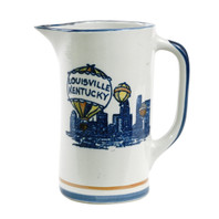 1 qt Louisville Riverfront Skyline Bar Pitcher