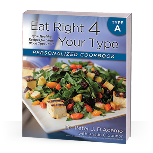Personalized Cookbook Type A 253-page softcover book