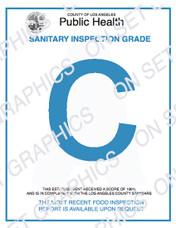 Letter Grade C
