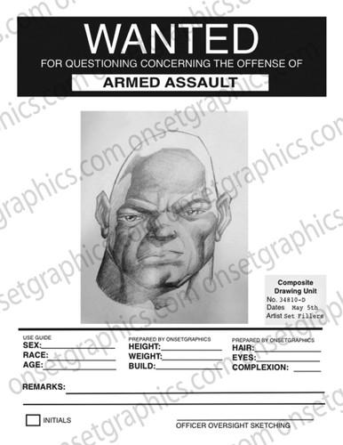 Suspect Sketch 3