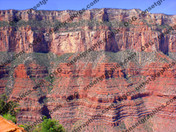 GRAND CANYON WALL