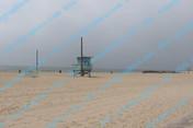 Beach Life Guard Tower